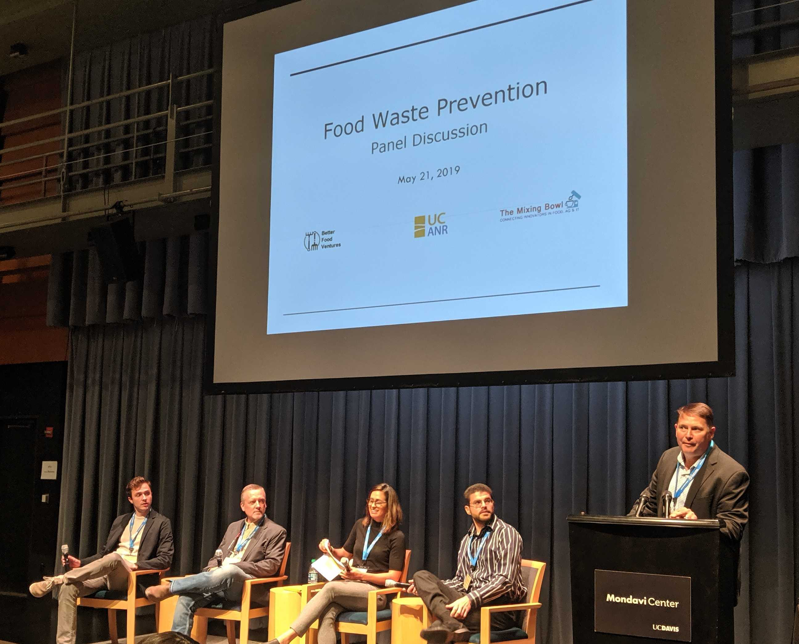 Innovation Institute for Food and Health 2019 Innovator Summit Serves up a Compelling Panel Discussion on Food Waste & Innovative Solutions to this Global Problem - The Vine